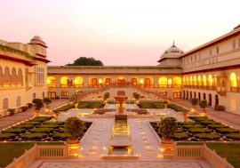 Rajasthan Palaces & Forts Tour