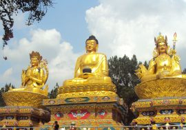 Grand Buddhist Pilgrimage Tours