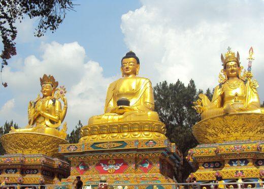 Grand Buddhist Pilgrimage Tours