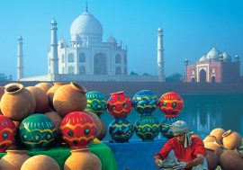Same Day Tajmahal Tours package