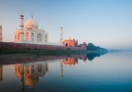 North India with Taj Mahal Tour